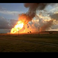Pipeline Explosion Southeast Of SA Causes Massive Blaze But No Injuries
