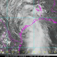 Tropical Storm Bill Barrels Into Texas