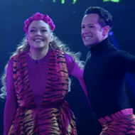 San Antonio-born Carole Baskin makes <i>Dancing with the Stars</i> debut with tiger-themed paso doble