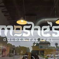 Andrew Weissman's Falafel Joint, Moshe's Golden Falafel, Is Now Open
