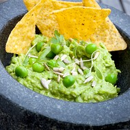 Holy Guacamole! It's Just Peas, People
