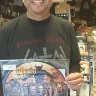 R.I.P Jaime Gonzalez, Hogwild Records Manager