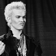 Billy Idol Tickets Go On Sale At Tobin Center Friday
