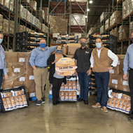 San Antonio Food Bank receives 15,000 pounds of food from Feeding America partnership