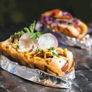 Gourmet And Insane Hot Dogs In San Antonio
