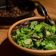 Witte's Culinary Nights Will Swap Croutons For Crickets At Bug Dinner