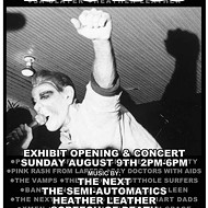 Tex Pop Announces Terror In Taco Town Punk Exhibit Opening August 9