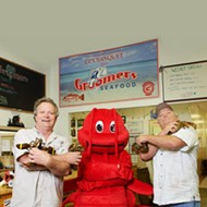 Groomer's Seafood Is Hosting A Festival Full Of Lobsters