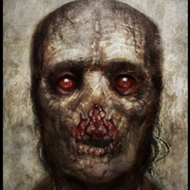 San Antonio artist showcases grotesque portraits in October exhibition 'Pareidolia Nightmares'