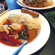 Lunchtime Snob: Solid Thai Fare At Rock San