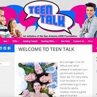 San Antonio AIDS Foundation Launches 'Teen Talk' Website