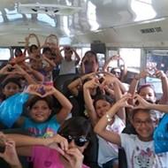 Go Help The Martinez Street Women's Center Paint Its New Bus