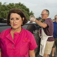 SAPD Rarely Gives Tickets For Food Truck Permits, But Joan Cheever Got One While Feeding The Homeless