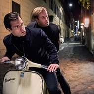 'The Man From U.N.C.L.E.' Looks For Room In Crowded Espionage Marketplace