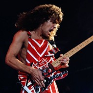 Legendary rock guitarist and San Antonio favorite Eddie Van Halen has died at age 65