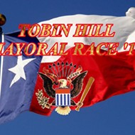 "More People Will Likely Vote For Tobin Hill ""Mayor"" Than U.S. Prez"