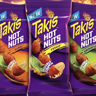 Mexico-based snack maker Takis breaks out of its shell to offer new line of hot nuts
