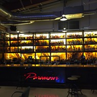 Paramour, Downtown's First Rooftop Bar, Opens Thursday