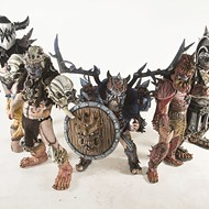 The Case For Gwar As The Greatest Band In The Universe