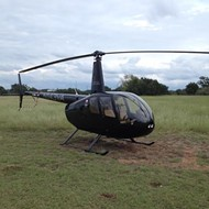 Who Wants A Free Helicopter Ride?