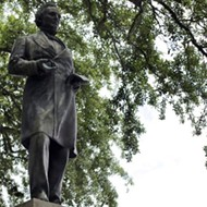 Jefferson Davis Statue Moved From South Lawn At University Of Texas At Austin