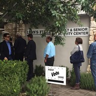 Polls open for early voting in Bexar County Tuesday — here's how to vote safely in person