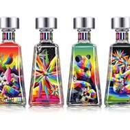 1800 Tequila debuts gorgeous pop surrealist bottles featuring work by Spanish artist Okuda San Miguel
