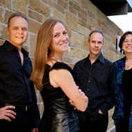 SOLI Chamber Ensemble opens season with outdoor performance at San Antonio Botanical Garden