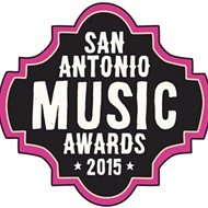 San Antonio Music Awards Showcase: Garage at Faust