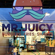 Twitter users stick up for San Antonio burger joint Mr. Juicy in its dispute with Longhorn Cafe