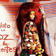 San Antonio's David Zamora Casas pays tribute to COVID-19 dead in Día de los Muertos art show