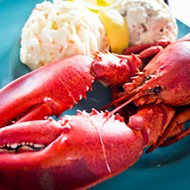 Jason Dady Hosts Lobster Week