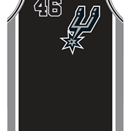 The Spurs Hint at New Alternate Jerseys
