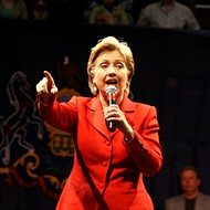 Just Get in Line Now: Hillary Clinton to Host Rally at Sunset Station on Thursday