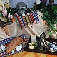 Day of the Dead Altars Take Over La Villita During 4th Annual Muertos Fest
