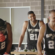 Oh My God, There Are Spurs H-E-B Commercials Bloopers