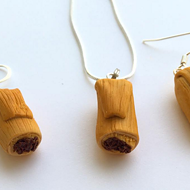 You Want a Dozen of Sweet Craft Jewelry's Tamales