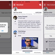 Ted Cruz's New App Wants All Your Contacts