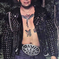 David Allan Coe Fans Ready Confederate Do-Rags
