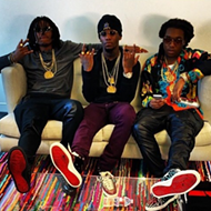 Butt-hurt at Club Rio with Migos