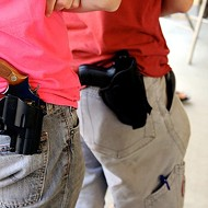 Gov. Greg Abbott Says Multipurpose Municipal Buildings Can't Ban Concealed Handguns