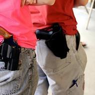 Gov. Greg Abbott Says Multipurpose Municipal Buildings Can't Ban Concealed Handguns
