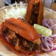 Lunchtime Steals: Ro-Ho Pork & Bread's Torta Ahogada