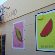 The Urban Farm Stand Opens Off Presa This Friday