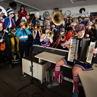 Calling All Musicians: NPR Announces 2016 Tiny Desk Contest