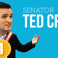 Senator Ted Cruz Tops Progress Texas' 'Top 10 Worst Texans of 2015' List (Again)