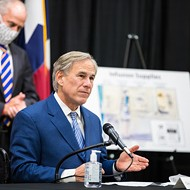 Texas Gov. Greg Abbott talks up COVID-19 therapy but doesn't offer new measures to stop spread