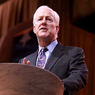 U.S. Sen. John Cornyn refuses to call Joe Biden president-elect, even as Trump's recount craters