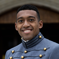 West Point student from San Antonio lands prestigious U.S. Rhodes Scholarship