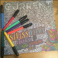 #ColortheCurrent to Win Coloring Books By Blue Star Coloring